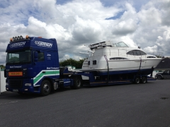 Boat Haulage Transport