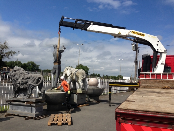Construction Transport Crane