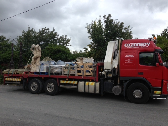 Construction Transport Haulage