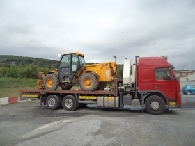 Haulage contractor Ireland
