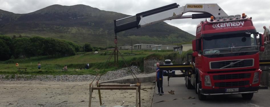 Crane hire Ireland